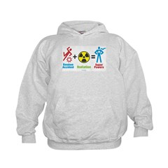 Super Powers Kids Hoodie