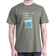 Yentl Floss T-Shirt