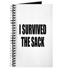 I survived the sack Journal
