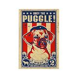 Dog magnets 10 Pack