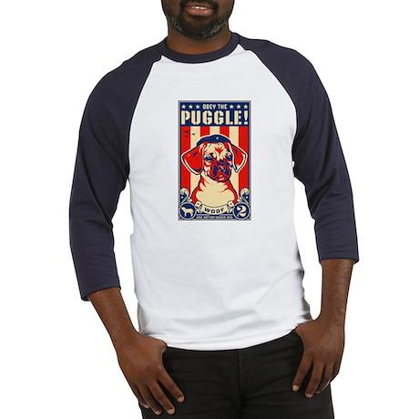Obey the Puggle! USA Baseball Jersey