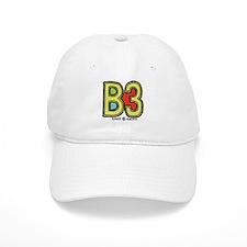 B3 Baseball Cap