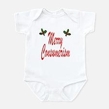 Merry Consumerism Infant Bodysuit