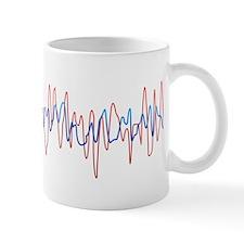 Sound Waves Mug