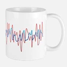 Sound Waves Mug