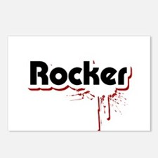Rocker Postcards (Package of 8)