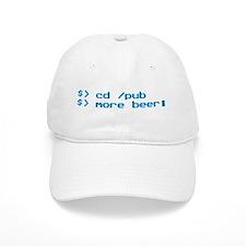 Beer Programmer Baseball Cap