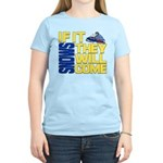 They Will Come Snowmobile Women's Light T-Shirt