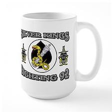 US NAVY VF-92 SIVER KINGS  Mug