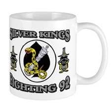 US NAVY VF-92 SIVER KINGS  Mug