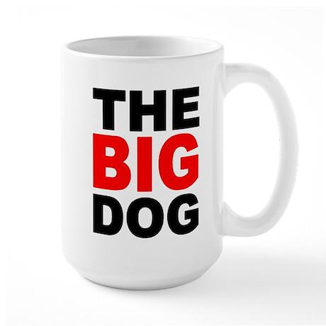 BIG DOG Large Mug
