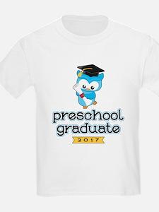 Preschool Grad 2017 T-Shirt