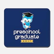 Preschool Grad 2017 Mousepad