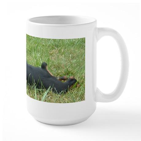 MIN PIN Large Mug