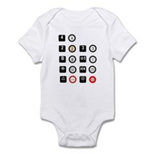 Elevator Access Infant Bodysuit