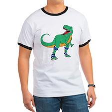 Dino with Leg Braces T
