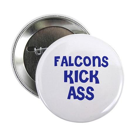 Falcons Kick Ass Button