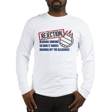 Volleyball Rejection Long Sleeve T-Shirt
