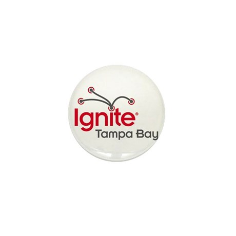 Ignite Tampa Bay Mini Button