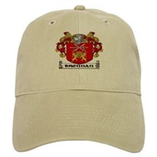 Brennan Coat of Arms Baseball Cap