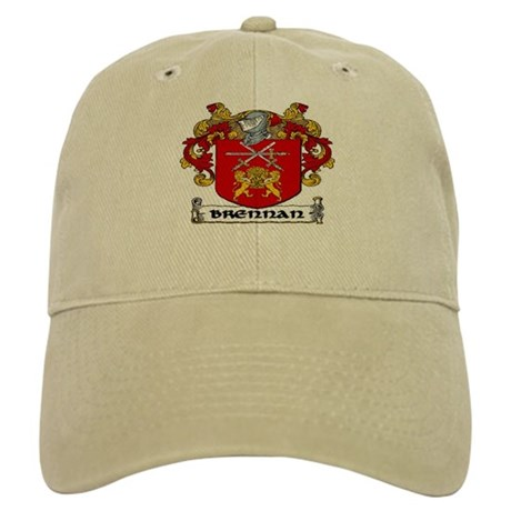 Brennan Coat of Arms Cap