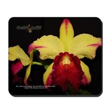 Orchid Mousepad