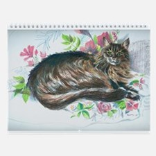 Anne Kelty's Art Wall Calendar