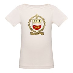TERRIOT Family Crest Tee