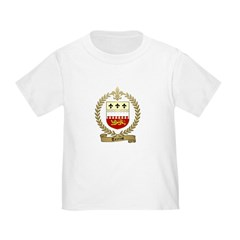 TERRIOT Family Crest T