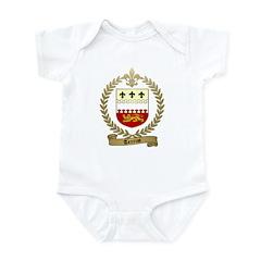 TERRIOT Family Crest Infant Bodysuit