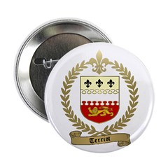 "TERRIOT Family Crest 2.25"" Button"