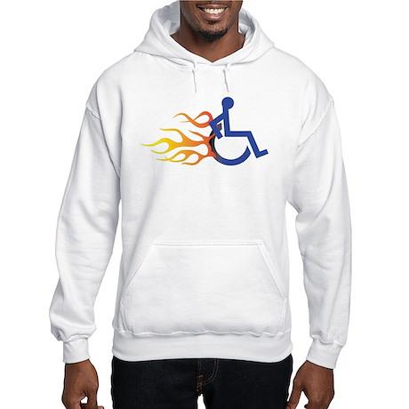 Speed Demon Hooded Sweatshirt
