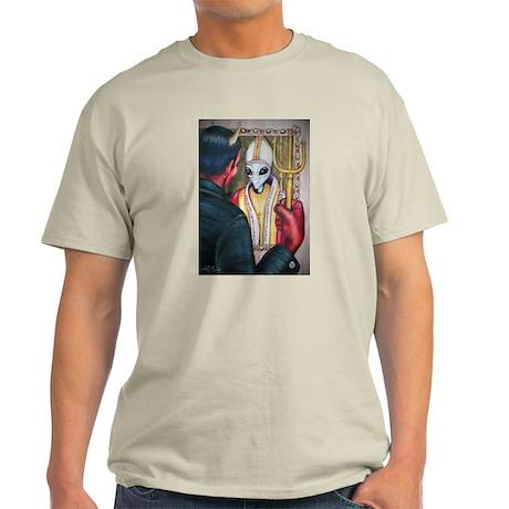 Satan's True Face Light T-Shirt
