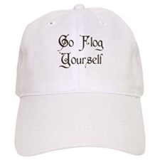 Go Flog Yourself Baseball Cap