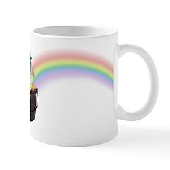 Lop Bunny St. Patrick's Day Mug