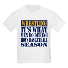 Boys Basketball Season T-Shirt