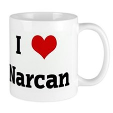 I Love Narcan Mug