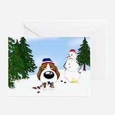 Beagle Holiday Greeting Cards (Pk of 10)