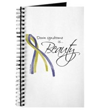 Cute Down syndrome awareness Journal