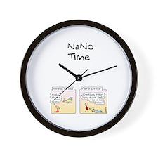 Nano day Wall Clock