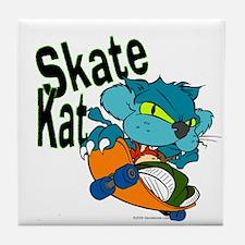 SkateKat Tile Coaster