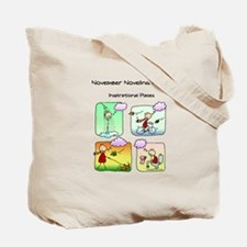 Nanowrimo Tote Bag