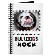 BULL DOGS ROCK Journal