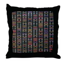 I Ching Throw Pillow