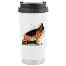 German Shepherd Obedience Sta Travel Mug