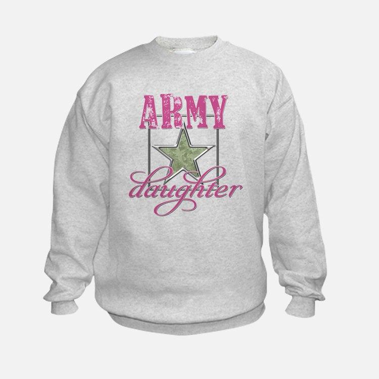 Army Daughter Sweatshirt