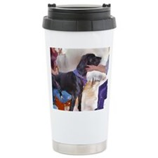 Loving A Great Dane Travel Mug