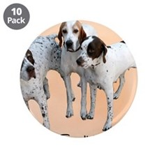 """English Pointers 3.5"""" Button (10 pack)"""