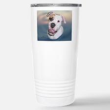 Rosie, Am. Bulldog Travel Mug