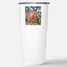 Hawaiian Goldens Travel Mug